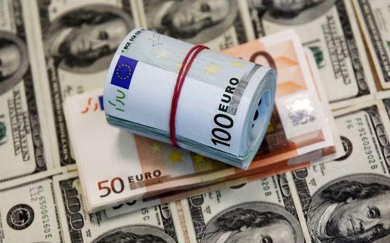 ریزش قطره اى نرخ ارز در صرافى ملى/نرخ ارزهای رسمی در 24 دی 98