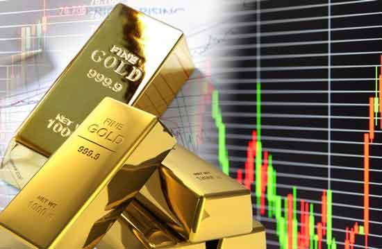 طلا امروز هم در سطح 1550 دلار باقی ماند