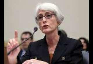 شرمن: آمریکا آماده مذاکره با ایران درباره سوریه است