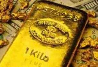 قیمت طلا در آغاز مبادلات دوشنبه تغییر چندانی نداشته است