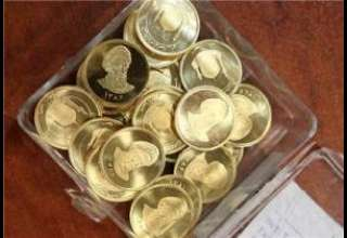 نوسانات دلار، قیمت سکه را سینوسی کرد