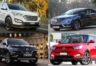 تازه ترین قیمت خودروهای وارداتی در بازار/ جدول