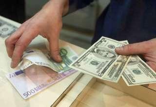 نرخ دلار کانال عوض کرد/افزایش نرخ رسمی یورو و پوند