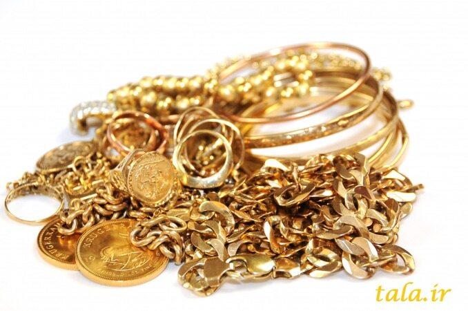 افزایش فروش طلا و جواهرات در دوبی