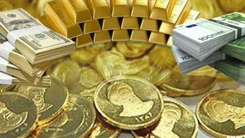 قیمت های بازار طلا و سکه امروز بیست و هفتم  فروردین ماه