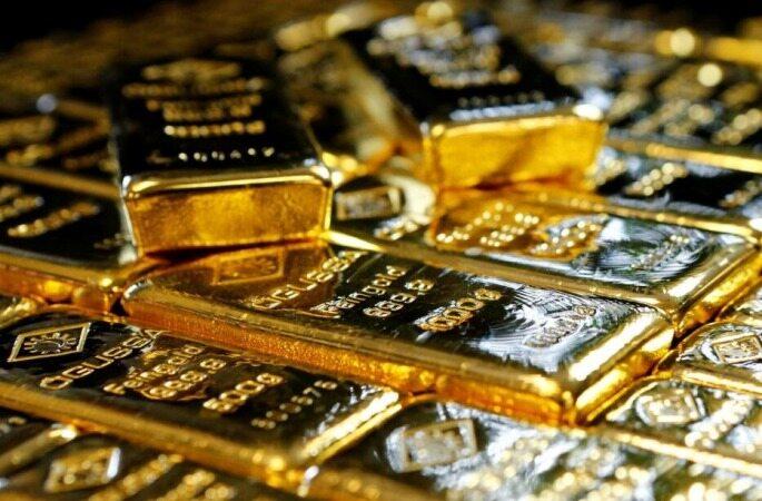 شیب نزول قیمت طلای جهانی شدت گرفت