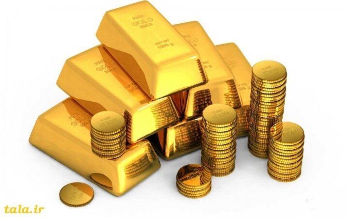 آخرین قیمت های بازار طلا و سکه بیست و نهم  فروردین ماه | آبشده  1 میلیون و  864  هزار تومان