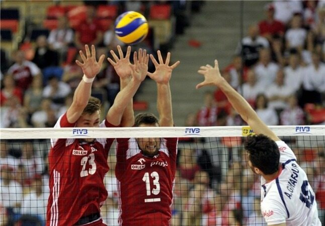 والیبال ایران از سن پترزبورگ به توکیو نرسید