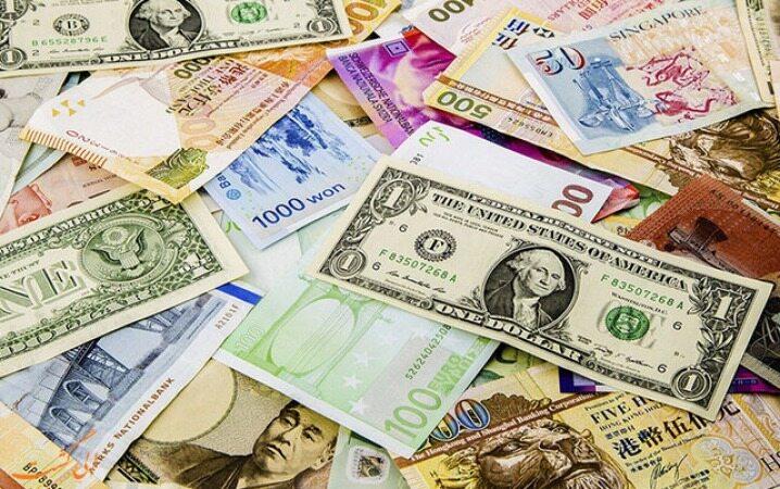 نرخ ۴۷ ارز بین بانکی در ۱۸ آبان ۹۸ /دلار به قیمت ۱۱ هزار و ۳۵۰ تومان رسید