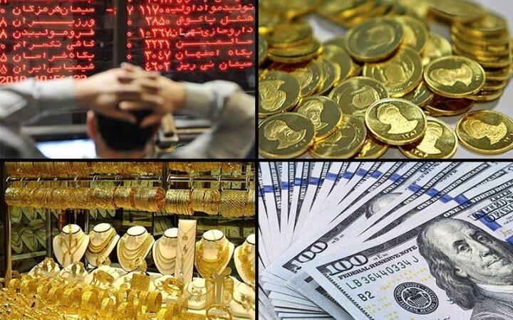 آنالیز بازارها در هفته دوم آبان ماه / بورس تنها بازار منفی هفته / بازدهی یکسان فلزات زرد رنگ