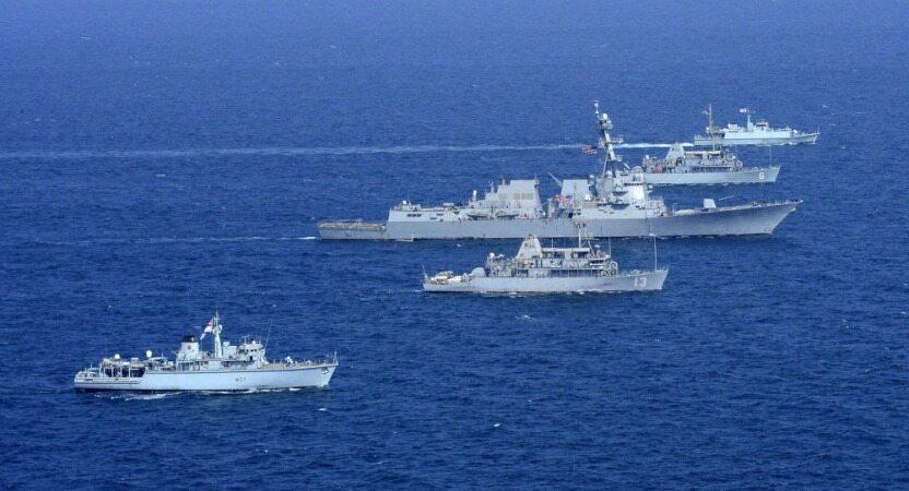 پیوستن دو کشور عربی به ائتلاف دریایی آمریکا