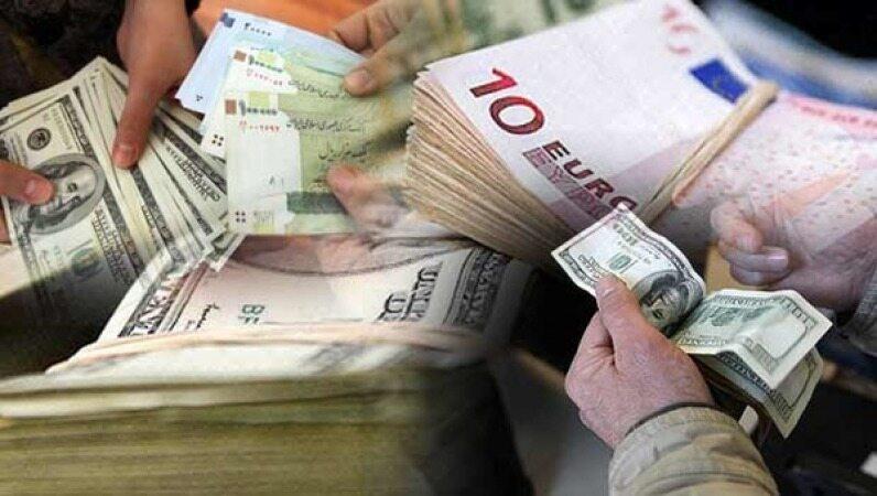 قیمت دلار رکورد شکست/ یور ۱۴.۸۵۰ تومان/نرخ ۴۷ ارز بین بانکی در ۱۸ آذر
