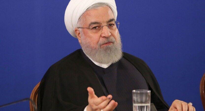 روحانی در دانشگاه فرهنگیان : اگر کسی بخواهد به نمایندگی از ملت صحبت کند، رئیس جمهور است
