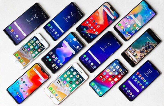 قیمت روز گوشی موبایل در ۸ دی