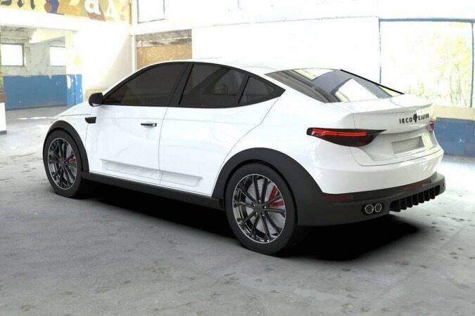 ایران خودرو با تولید یک خودروی ملی به جنگ خودروی ملی ترکیه میرود؟ + عکس