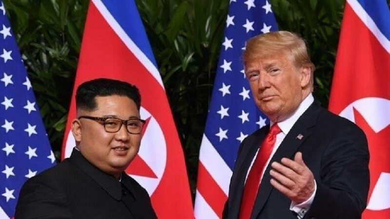 ترامپ مذاکرات کرهشمالی را
