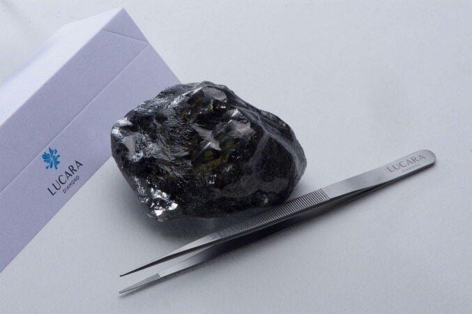 تبدیل دومین الماس بزرگ جهان به جواهرات لاکچری