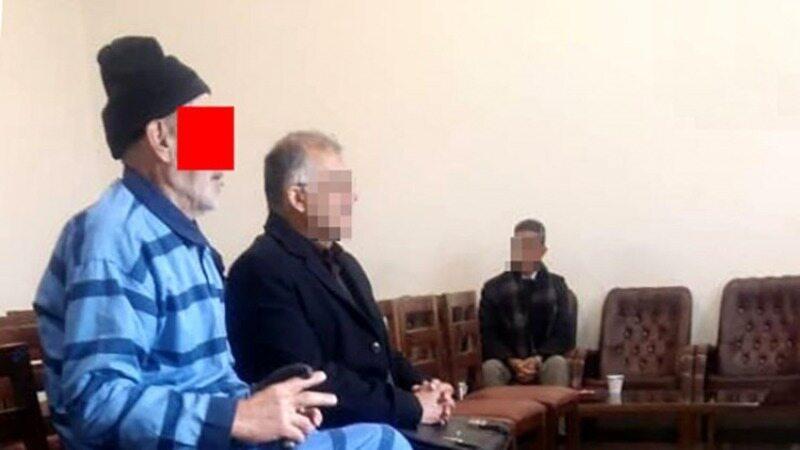 پیرمرد ۸۰ ساله همسرش را کُشت، پسرش تقاضای قصاص کرد!