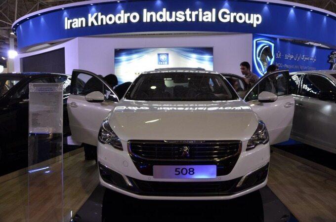 قیمت خودروهای ایران خودرو امروز ۹۸/۱۱/۰۲