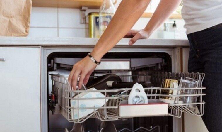 چگونه باید ماشین ظرفشویی خود را تمیز کنیم؟