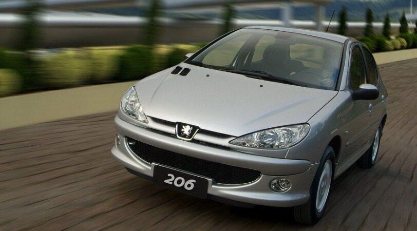 قیمت روز خودروهای داخلی شنبه ۵ بهمن؛ پژو ۲۰۶ به ۱۲۰ میلیون تومان رسید