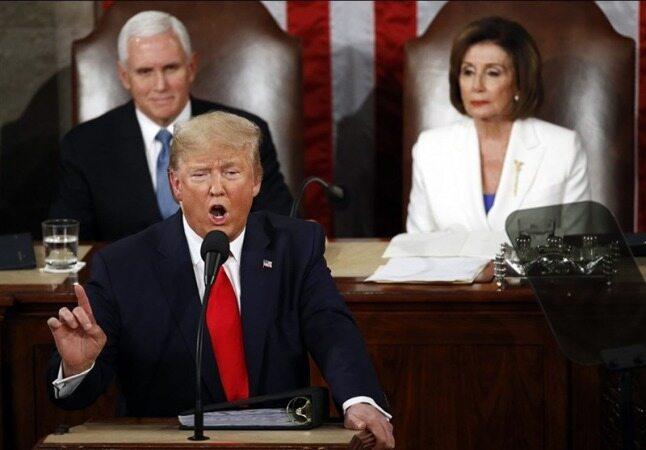 ترامپ: سنا نباید دستهای من را در برابر ایران ببندد