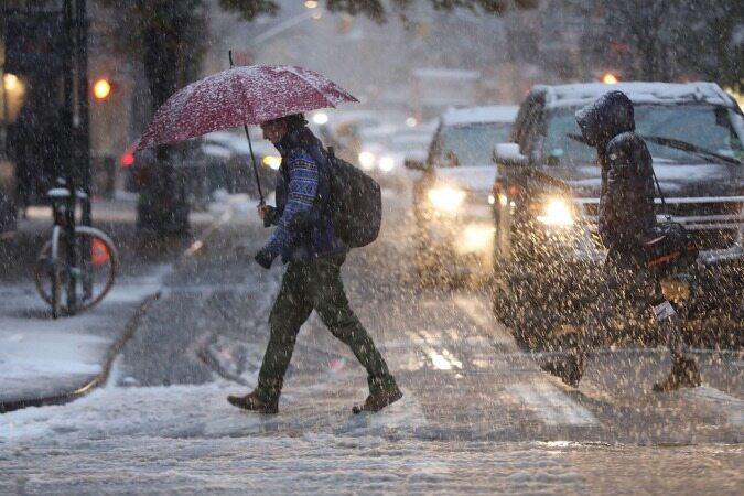 هواشناسی ایران ۹۸/۱۲/۴|آغاز بارش برف و باران شدید در اکثر مناطق کشور/هشدار کاهش ۱۵ درجهای دما