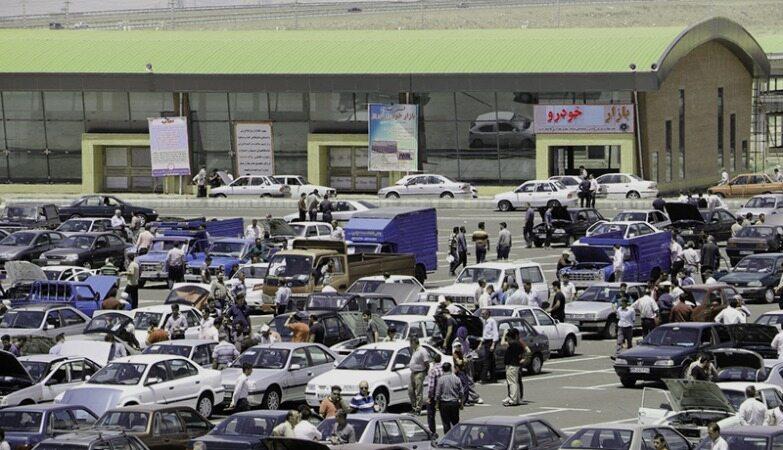 کرونا به جان بازار خودرو افتاد