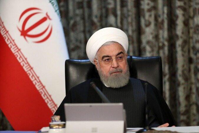 روحانی: ستاد ملی مقابله با کرونا درباره هرگونه محدودیت تصمیم گیری میکند