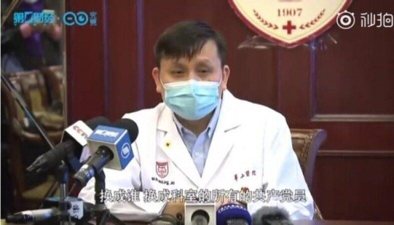 مسئول طرحهای مقابله با کرونا در چین: همهگیری ویروس کرونا در «اروپا» تا دو سال ادامه دارد / تنها روش مقابله با کرونا تعطیلی کلی جهان به مدت ۴ هفته است