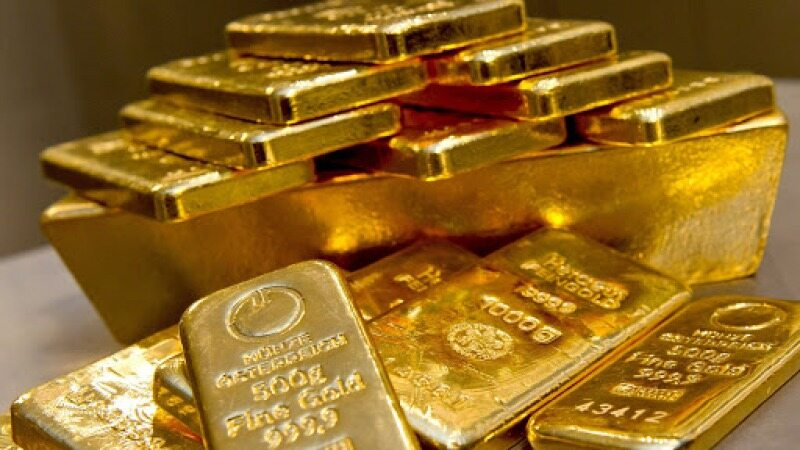 جهش قیمت طلا در بازارهای جهانی/بانک مرکزی آمریکا ترمز طلا را برید