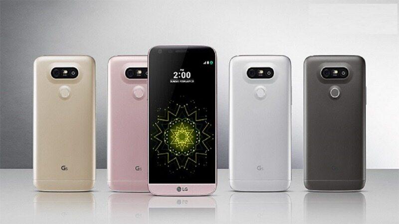 جدیدترین قیمت انواع گوشی موبایل الجی در بازار