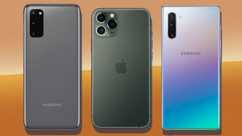 قیمت جدیدترین گوشی های پرطرفدار در بازار