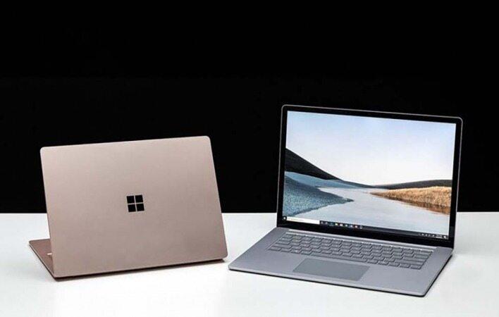 جدیدترین قیمت انواع لپتاپ مایکروسافت در بازار