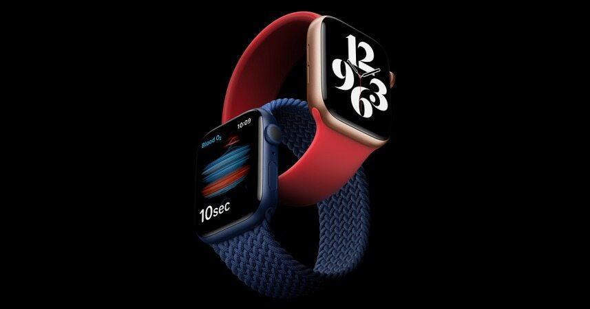 ساعت هوشمند  Apple Watch 6به صورت رسمی معرفی شد
