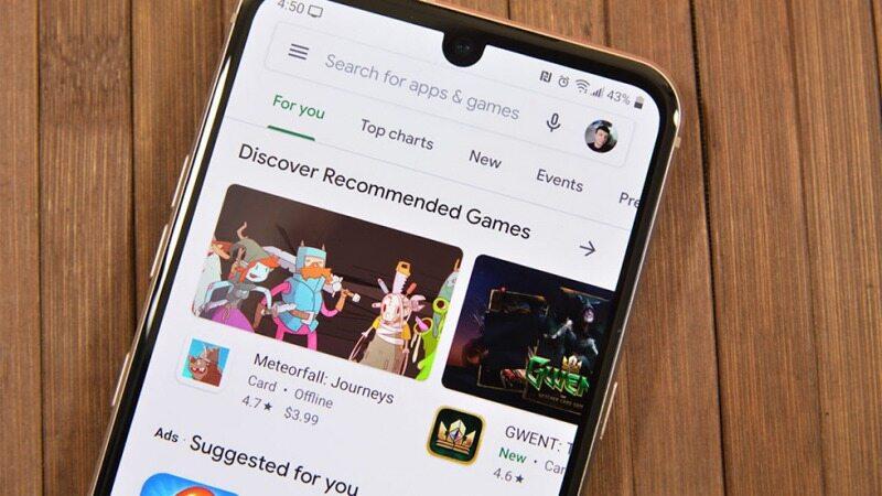 قابلیت مقایسه برنامه ها به Play Store می آید