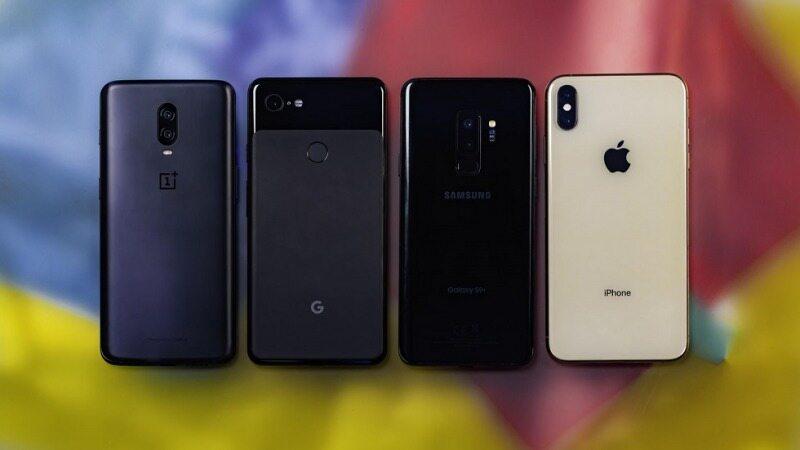 قیمت روز انواع گوشی موبایل ۱۱ آذر ۹۹